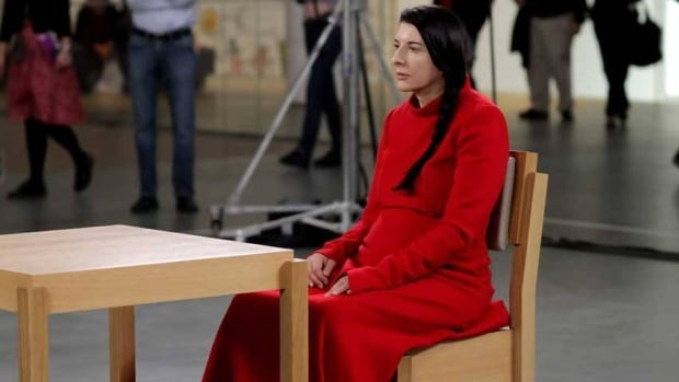 Performance artist Marina Abramovic sat silent and motionless for 736.5 hours opposite a parade of strangers at the Museum of Modern Art in 2010. The process was captured in the film The Artist is Present.