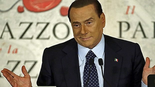 What, me worry? Almost hounded from office 15 months ago by a series of sex scandals, among other things, media mogul Silvio Berlusconi is in the midst of an improbable comeback, in which his new coalition could well control the Italian upper house, if not both.