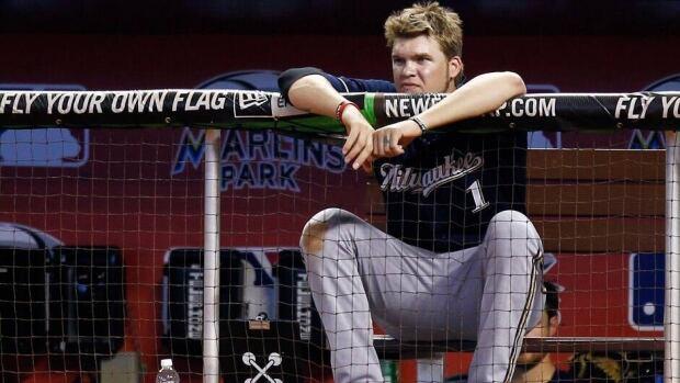 Milwaukee Brewers slugger Corey Hart averaged 29 home runs over the last three seasons.