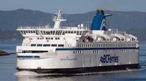 Sunny August long weekend attracts high volumes on BC Ferries
