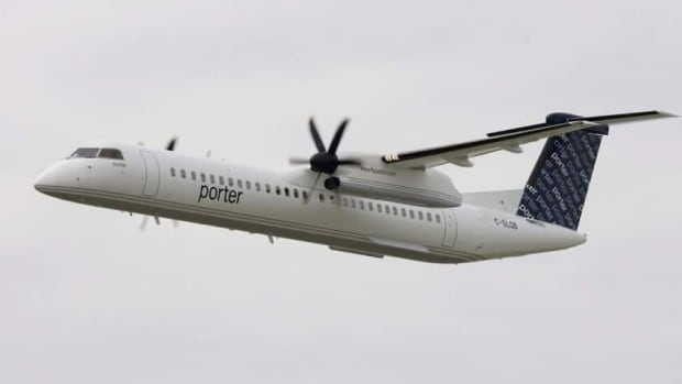 Porter Airlines says service is slowly returning to normal following a computer outage last night.