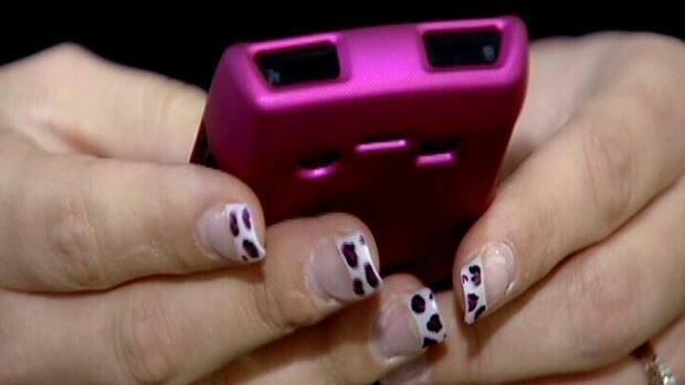 A report says cellphone users are doing more texting, emailing and Internet surfing on their devices.