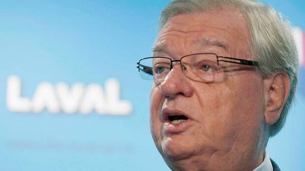 Ex-Laval mayor Gilles Vaillancourt resigned last November after 23 years in power amid a slew of corruption allegations.