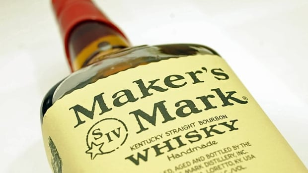 Maker's Mark has watered down the alcohol content of its bourbon to keep up with demand for the product.