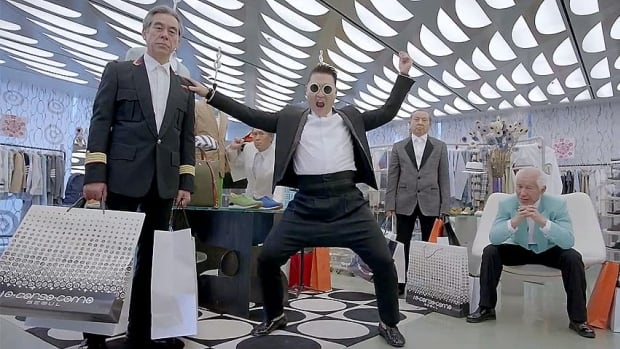 K-Pop artist Psy's music video for Gentleman, his followup to the smash Gangnam Style, has garnered more than 60 million online views in just two days since its release.