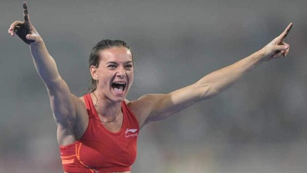 Yelena Isinbayeva has dominated the sport of pole vaulting for a decade.