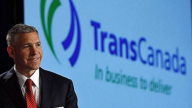 TransCanada CEO Russ Girling, shown in April, says the pipeline will provide economic value for local communities for years to come.