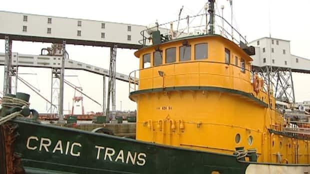 The South American crew of the Craig Trans tugboat have been living in squalor since being stranded in Halifax last month.