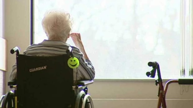 Increasingly, front-line staff members at long term care homes have to care for  people with dementia and mental health issues.