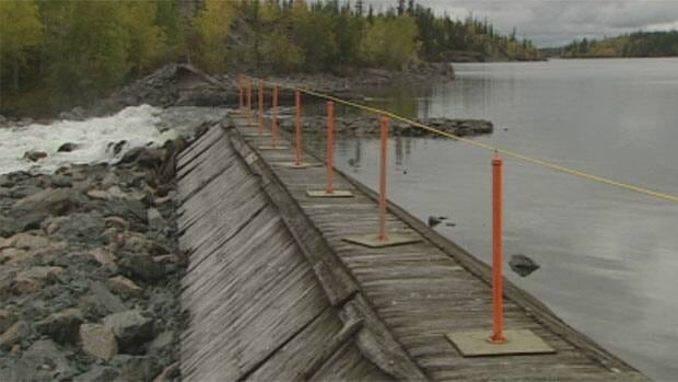 The initial costs to replace the Bluefish dam — $18.5 million — has since doubled.