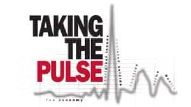 Taking the Pulse of Saskatchewan logo CBC