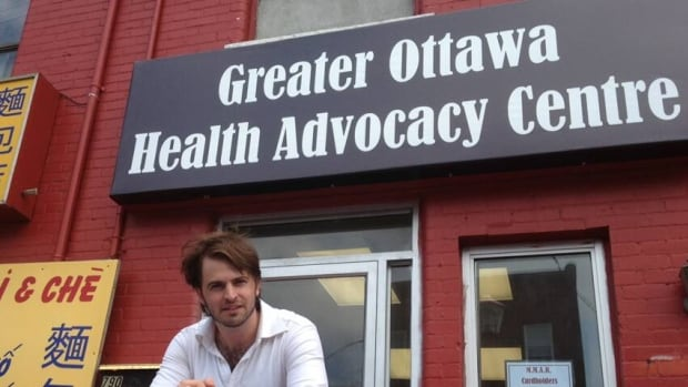 Ryan Levis now owns the medical marijuana store dispensary in Ottawa on his own after it was originally an expansion out of Victoria, B.C.