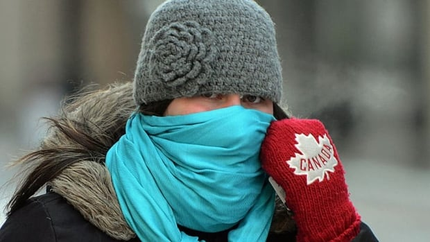 Environment Canada warns it could feel as cold as -30 Thursday afternoon and -35 Thursday evening as wind chill values plummet across Waterloo Region and area. (Sean Kilpatrick/Canadian Press)