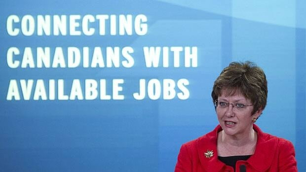 Diane Finley's department, Human Resources and Skills Development Canada, is one of the departments that is expected to issue notices to employees on Wednesday that their jobs could be lost.