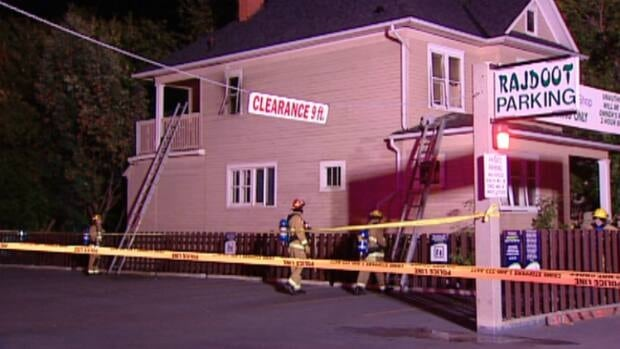 One man died in a rooming house fire in the city's southwest.