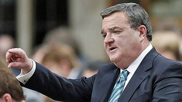 Federal Finance Minister Jim Flaherty presented his budget document called Jobs, Growth and Long-Term Prosperity in the House of Commons Thursday.