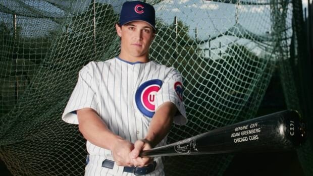 Adam Greenberg was a wide-eyed rookie with the Cubs in 2005, when he was struck in the head in his lone plate appearance.