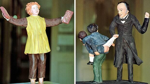 A museum exhibit in Uruguay depicting forms of punishment in school is popular but thinking on physical punishment has shifted internationally since the UN adopted the Convention on Rights of the Child in 1990.