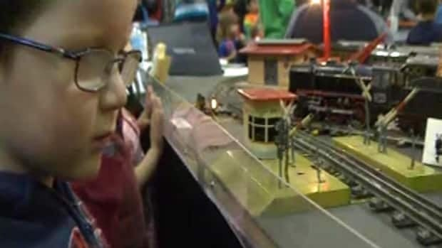 Supertrain is Canada's largest model train show and draws about 10,000 peope each year.