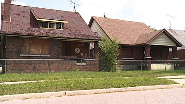 Two Indian Road residents claim boarded up homes are diminishing the use and enjoyment of their property.