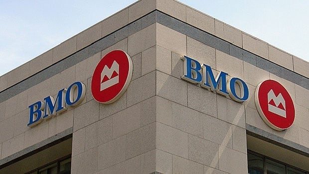 The Bank of Montreal was one of six Canadian banks to be downgraded by Moody's Investors Service Monday.