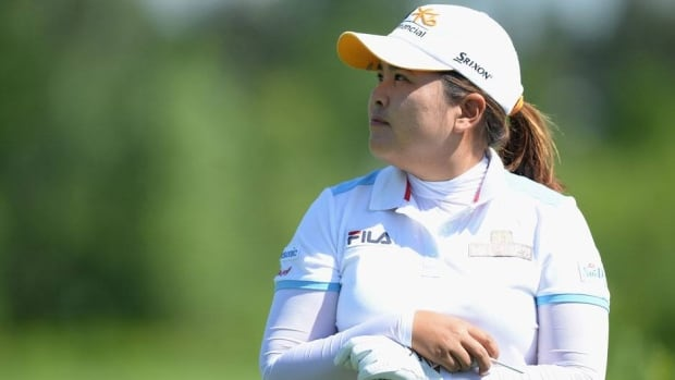 Inbee Park is looking to win her fourth straight LPGA Tour event.