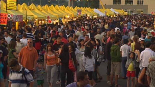 The original Richmond Night Market was a popular tourist attraction until it closed in 2007.