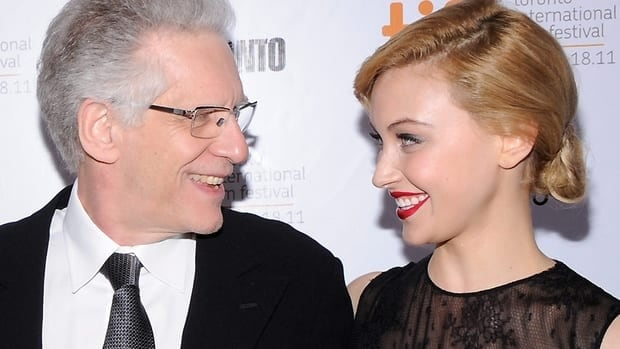 Director David Cronenberg and actress Sarah Gadon, who appeared in his last movie A Dangerous Method, are both heading to the 2012 Cannes Film Festival.