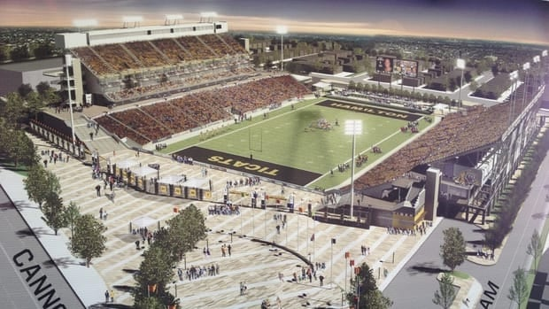 Ivor Wynne Stadium will be ready in time for the Ticat's 2014 season.