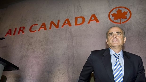 CEO Calin Rovinescu says the new collective agreement will give Air Canada the flexibility it needs to compete.