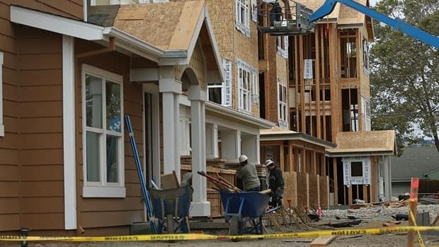 Even with October's price gains, U.S. home prices remain about 30 per cent below the peak reached in the summer of 2006.
