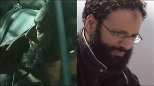 Raed Jeser, left, and Chiheb Esseghaier are accused of trying to carry out an al-Qaeda supported plot to derail a Via passenger train.