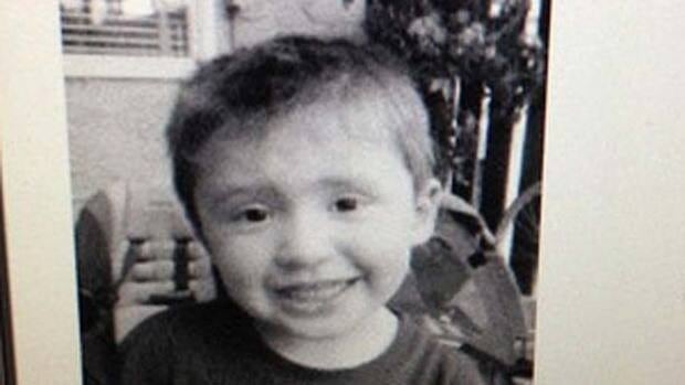 Alvin Barnett, 3, is believed to have been abducted by his father, B.C. police say.