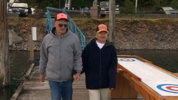 In the past 10 years, Gene and Sandy Ralston have recovered close to 90 bodies using their underwater robot.