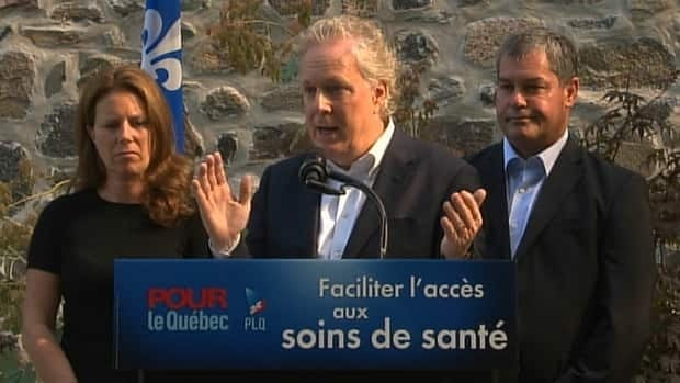 A new poll shows the Charest government is on a downward trend.