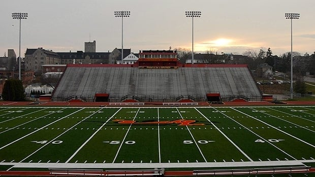 The Hamilton Tiger-Cats will play CFL home games next season at the University of Guelph's stadium, show in late 2012.