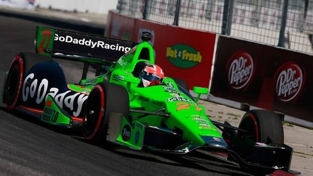 James Hinchcliffe of Oakville, Ont., may get to drive Andretti Autosport's Formula-E star car.