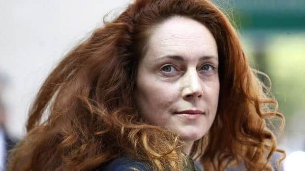 Rebekah Brooks, former chief executive of News International, is among four people being charged with conspiracy to commit misconduct in public office.