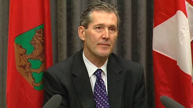 Pallister says he's standing up for taxpayers in an attempt to reverse the government's decision to raise the tax from seven to eight per cent.