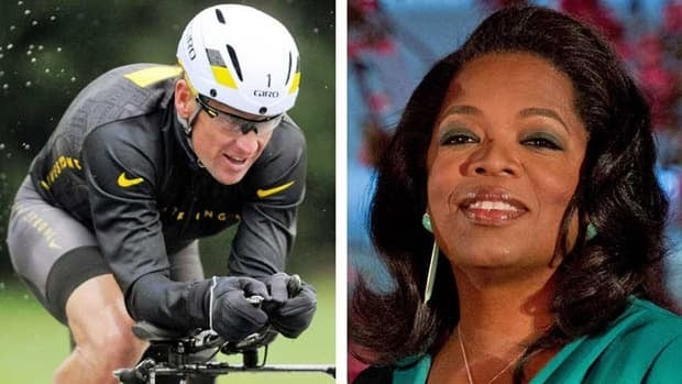 Lance Armstrong will reportedly admit to using performance-enhancing drugs in an interview with Oprah Winfrey.