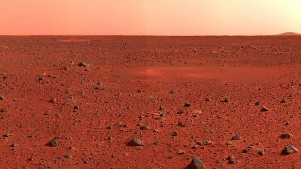 The European Space Agency has signed an agreement with its Russian counterpart to work together toward two missions to Mars.