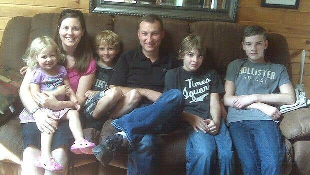 A proposed change in the P.E.I. government's dental assistance plan for children will mean a big jump in expenses for the Boyle family: Addison, Marcie, Andrew, Bob, Jeremy and Ben.
