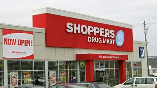 Shoppers Drug Mart said its pharmacy sales increased and individual consumers bought more during the third quarter.