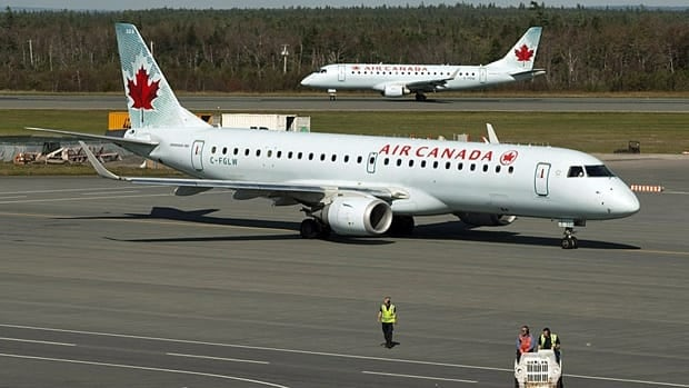 Air Canada flight attendants served notice to walk off the job beginning at 12:01 a.m. on Oct. 13.