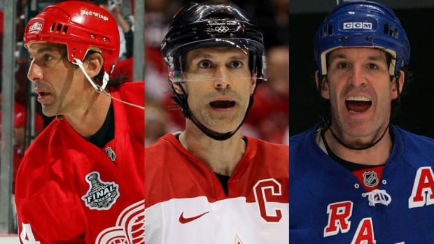 Chris Chelios, Scott Niedermayer, and Brendan Shanahan were among the 2013 inductees of the Hockey Hall of Fame on Tuesday.