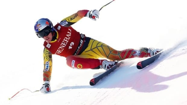 Canada's Erik Guay won the world downhill crown in 2011 and leads a men's speed team regaining strength after a rash of injuries in recent years.