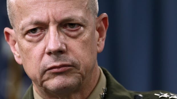 Gen. John Allen, the top U.S. commander in Afghanistan, had been in Washington when news of his problematic email correspondence with Florida socialite Jill Kelley surfaced.