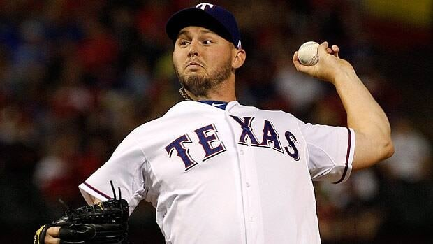 Matt Harrison spent most of 2010 in the bullpen, but has gone 32-20 in the last two seasons for Texas as a starter.