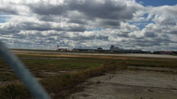 A Virgin Airlines flight made an unexpected stop at Gander International Airport Saturday.