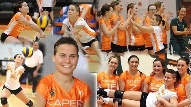 Kristen Ryan of Port Hastings, a five-year member of the Capers Volleyball team at Cape Breton University, was pronounced dead at the scene.